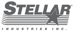 Stellar® Industries logo.