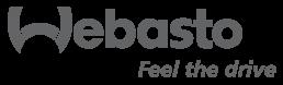 Webasto feel the drive logo.