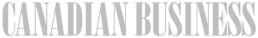 Canadian Business magazine logo.