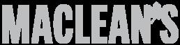 Maclean's magazine logo.