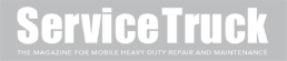 Service Truck Magazine logo.